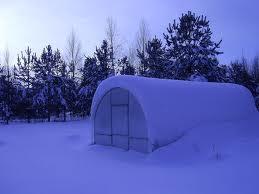 Зимние теплицы